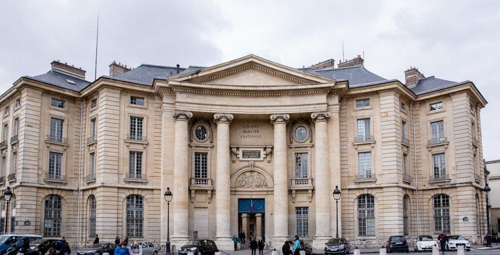 Façade Panthéon